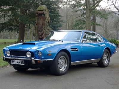 Lot 77 - 1974 Aston Martin V8