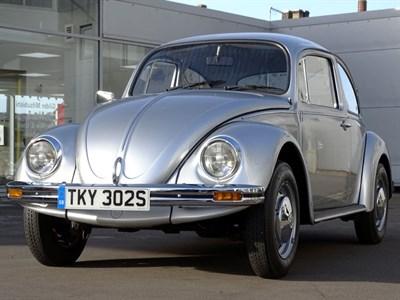Lot 66-1978 Volkswagen Beetle 1200 L 'Last Edition'