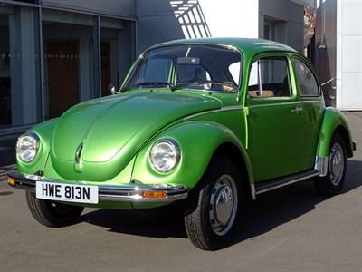 Lot 67-1975 Volkswagen Beetle 1303