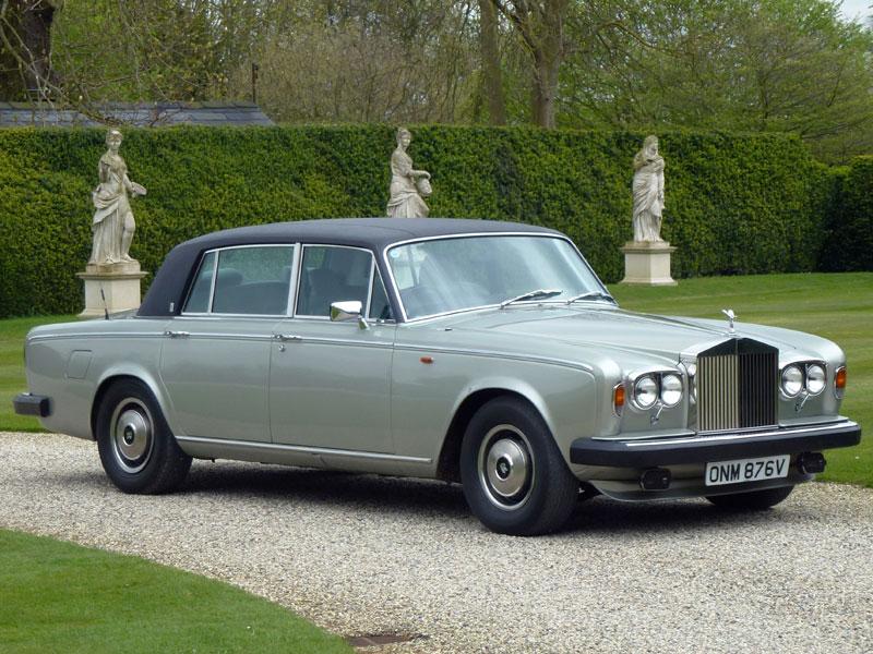 Lot 34 - 1980 Rolls-Royce Silver Wraith II