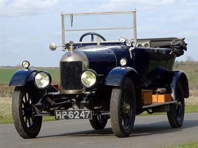 Lot 20-1923 Morris Oxford 'Bullnose' Tourer