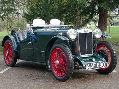 Lot 60-1934 MG PA