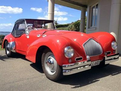 Lot 75-1948 Allard K1