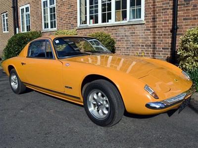 Lot 8-1968 Lotus Elan +2