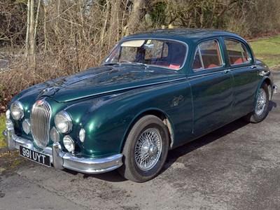 Lot 90-1958 Jaguar MK I 3.4 Litre