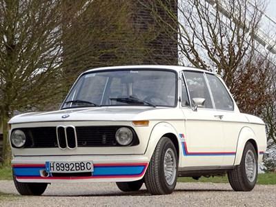 Lot 94-1975 BMW 2002 Turbo