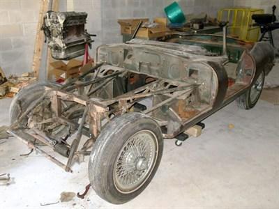 Lot 76-1966 Jaguar E-Type 4.2 Series 1 Roadster