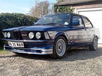 Lot 73-1980 BMW Alpina B6 2.8
