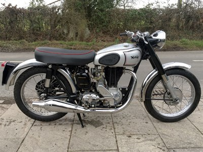 Lot 65-1953 Norton ES2