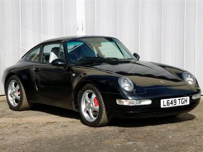 Lot 30-1994 Porsche 911 Carrera 2