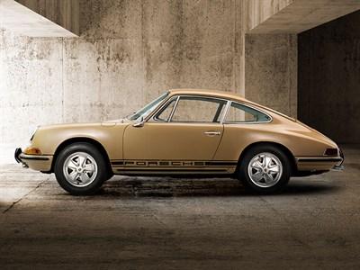 Lot 84-1967 Porsche 911 S