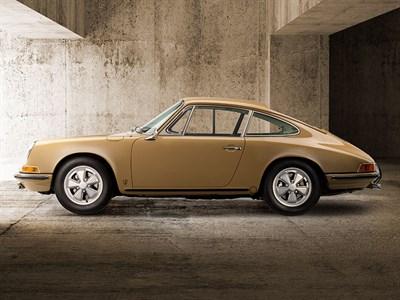 Lot 95-1967 Porsche 911 S