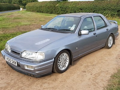 Lot 32-1991 Ford Sierra Sapphire RS Cosworth