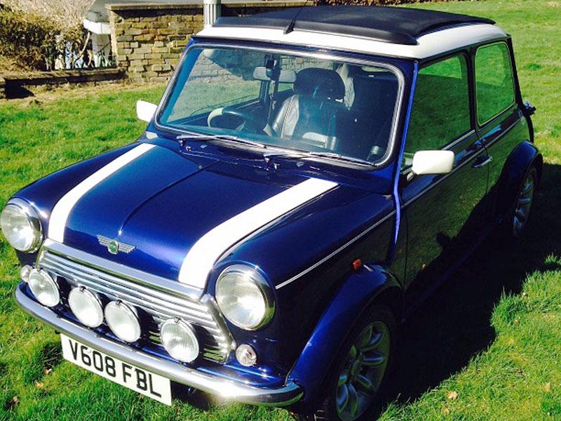 Lot 13-1999 Rover Mini Cooper Sport