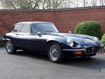 Lot 48-1971 Jaguar E-Type V12 Coupe