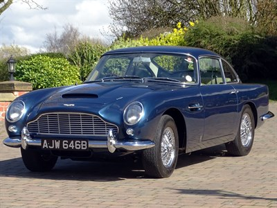 Lot 37 - 1964 Aston Martin DB5