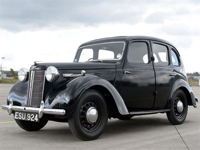 Lot 50-1946 Austin 10/4 Saloon
