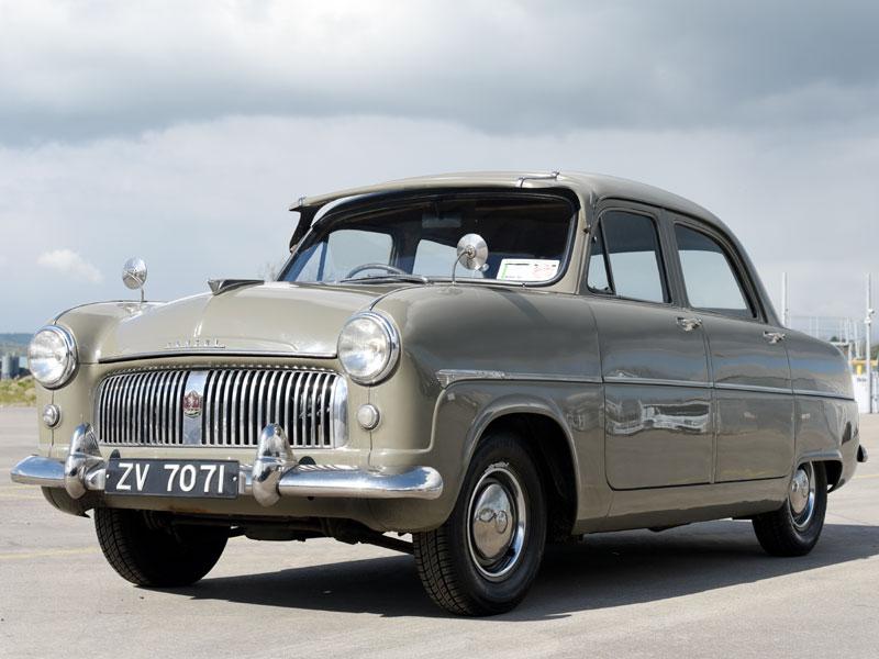 Lot 57-1953 Ford Consul