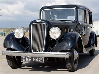 Lot 55-1938 Austin 20hp Mayfair Limousine