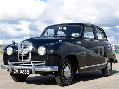 Lot 56-1954 Austin A70 Hereford