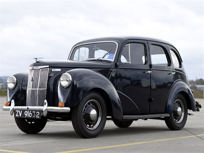 Lot 49-1950 Ford Prefect