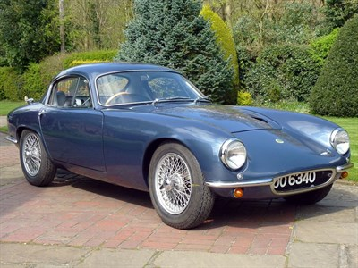 Lot 53-1961 Lotus Elite S2