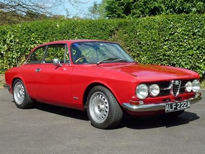 Lot 7-1968 Alfa Romeo 1750 GTV