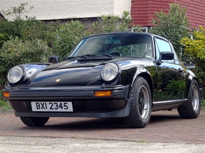 Lot 29 - 1975 Porsche 911 Carrera 2.7 Targa