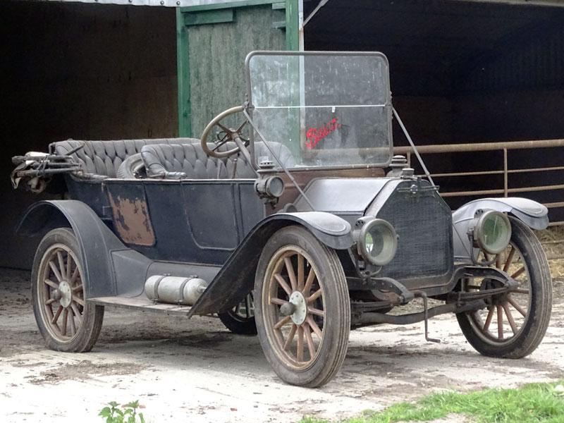 Lot 19-1912 Buick Model 35 Touring