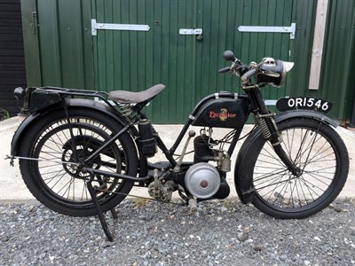 Lot 17-1923 Excelsior Lightweight Ladies