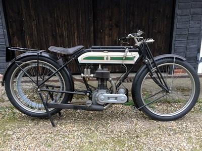 Lot 29-1920 Triumph Model D