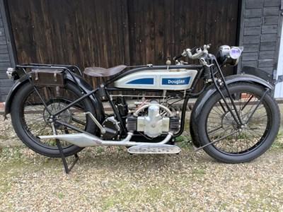 Lot 120-1926 Douglas Model EW