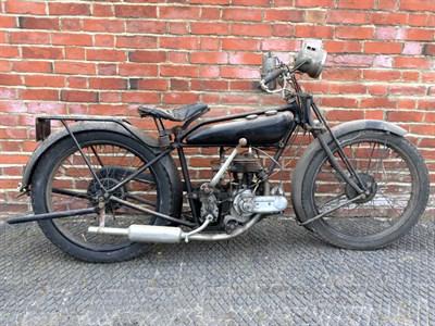 Lot 130-1926 Raleigh Model 5