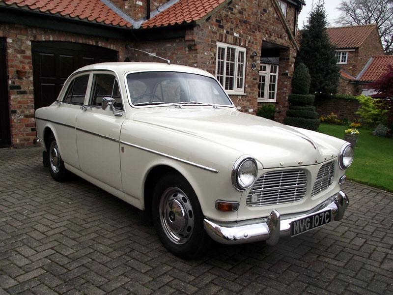 Lot 46-1964 Volvo 122 S