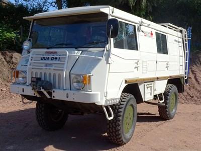 Lot 40-1979 Steyr Puch Pinzgauer 710K