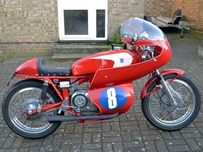 Lot 12-1964 Aermacchi 350cc