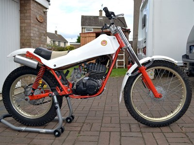 Lot 82-c.1980 Montesa Cota 200