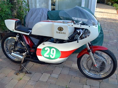 Lot 73-c.1971 Yamaha TD2