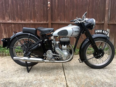 Lot 62-1948 Norton Big 4
