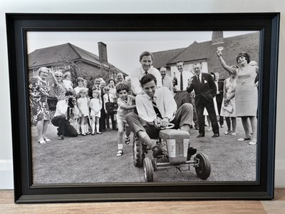 Lot 46 - 'Party at Graham's House'