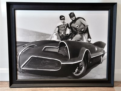 Lot 39-'Quick Robin, to the Batmobile!'