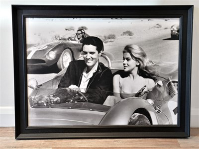 Lot 18-'Elvis Presley and Ann-Margaret in Viva Las Vegas'