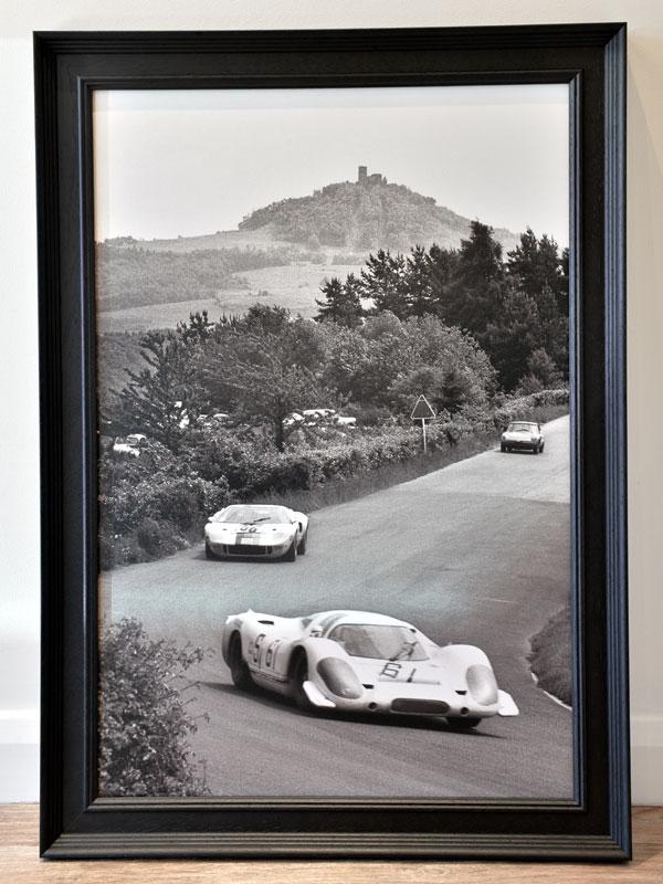 Lot 75-'1000 km Nurburgring, 1969'
