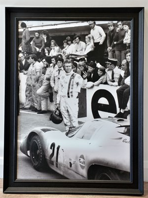 Lot 11-'McQueen at Le Mans, 1971'