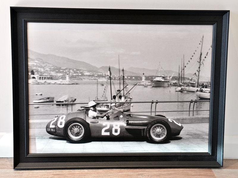 Lot 37-'Moss in Monte Carlo'