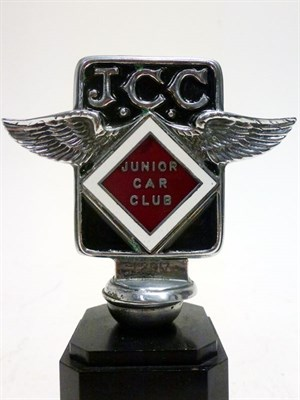 Lot 44-A JCC Brooklands Member's Badge