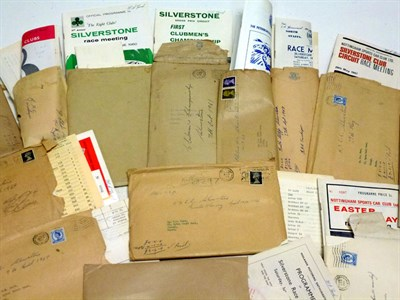 Lot 78-Quantity of Club Racing Programmes