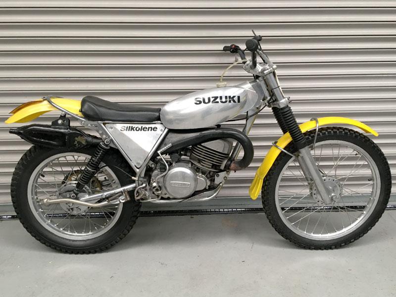 Lot 56-c.1977 Suzuki Beamish