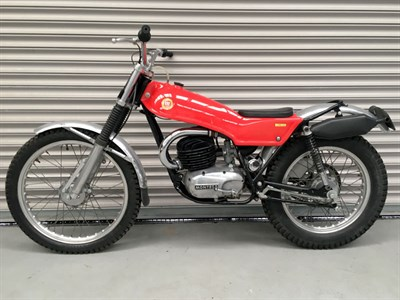 Lot 55-c.1974 Montesa Cota 247