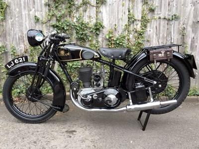Lot 119-1929 Sunbeam 500cc